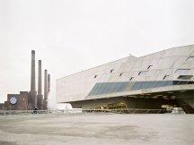 Museu da Ciência (Centro Phaneno) de Wolfsburg (Alemanha).