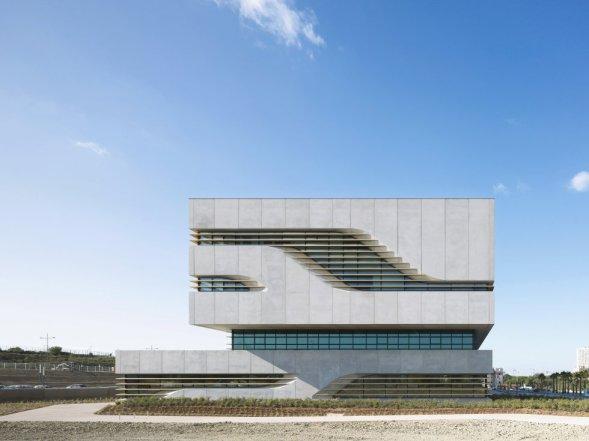 Edifício Pierres Vives (Montpellier, França).