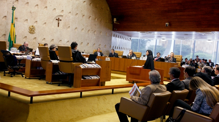 Supremo Tribunal Federal - STF - 1