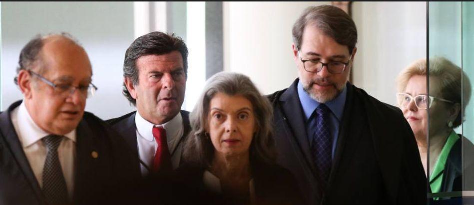STF - ministros, impeachment