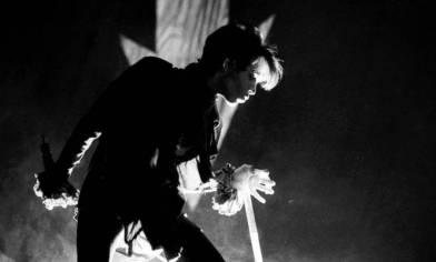 O Artista antes conhecido como Prince, em sua atuação em Marbelha (Málaga), em 1998.