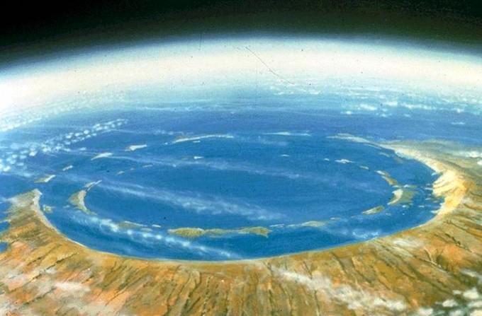 artist-impression-asteroid-impact-earth-4