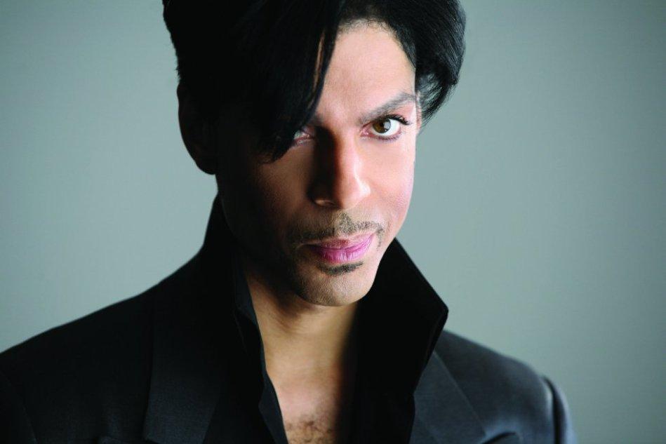 O cantor Prince, em uma imagem promocional de 2006.