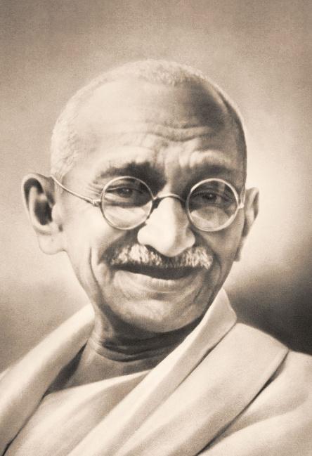 Mahatma Gandhi, 1