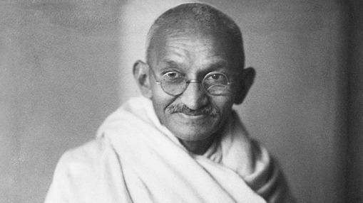 Mahatma Gandhi, 2
