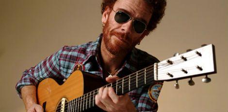 nando reis, violão, casa