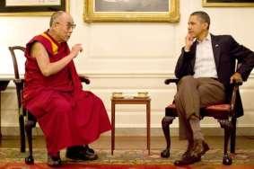 O diálogo entre as mais diversas religiões foi uma das grandes tarefas do líder budista,