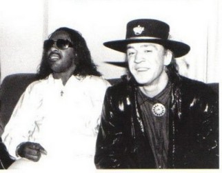 stevie wonder, stevie ray vaughan