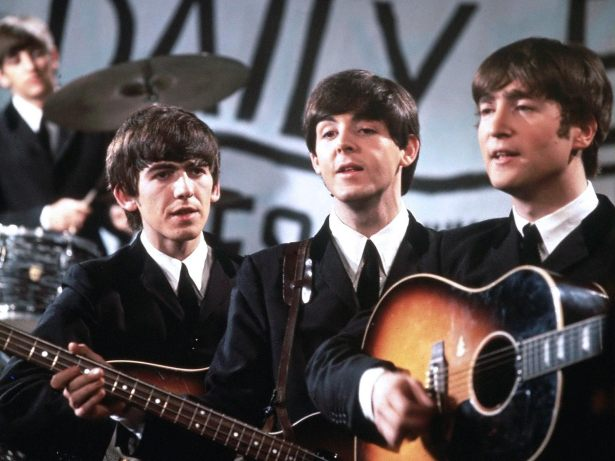 The-Beatles-Live-USA-1964