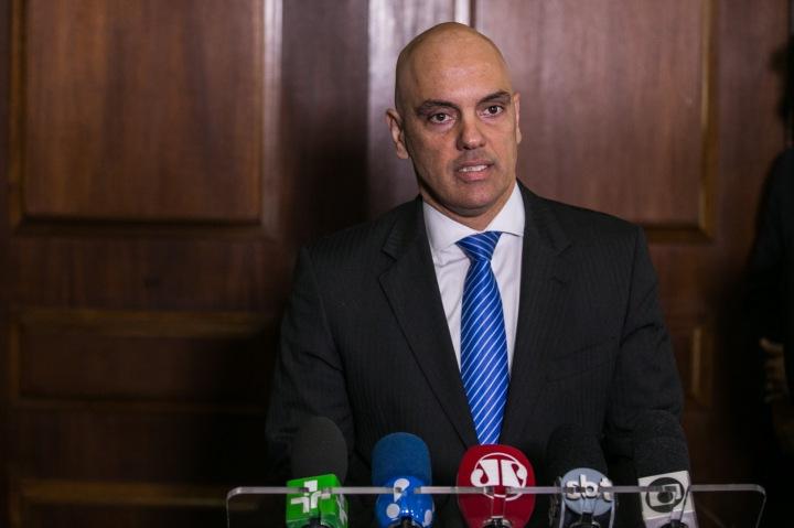 Justiça e Cidadania – Alexandre de Moraes (PSDB-SP)