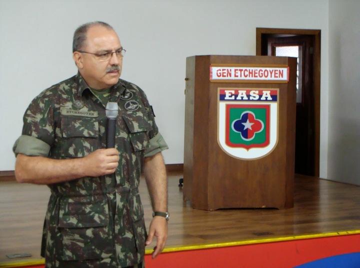 Gabinete de Segurança Institucional – Sérgio Etchegoyen