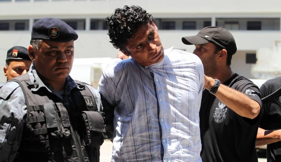 Nem da Rocinha após ser preso no Rio.