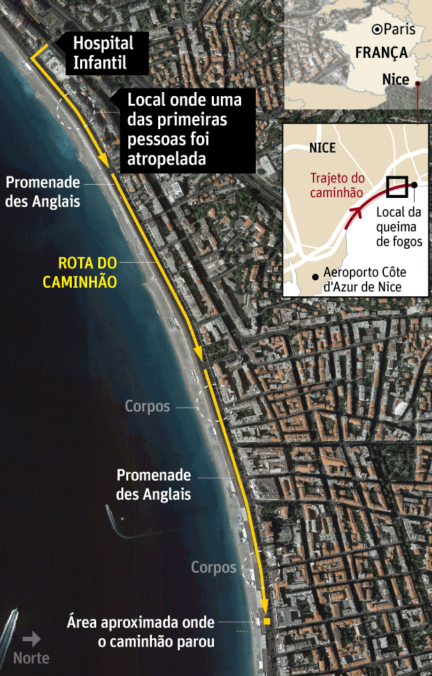 Terrorismo - Nice 14 de Juhlo de 2016 - infográfico - Foto 4