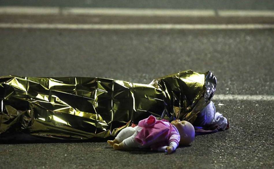 Terrorismo - Nice 14 de Juhlo de 2016 - Eric Gaillard - Reuters - Foto 1