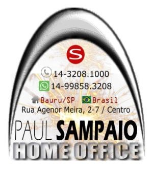 Paul Sampaio Home Office
