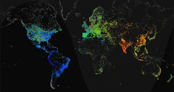 World Map, mapa mundi