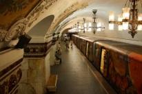 15 de Maio - 1935 — O Metrô de Moscou é aberto ao público.