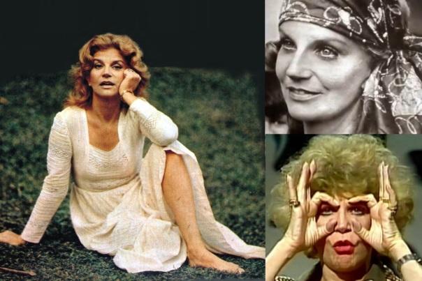 23 de Agosto — Tônia Carrero - 1922 – 95 Anos em 2017 - Acontecimentos do Dia - Foto 22 - Tônia Carrero em cena no teatro.