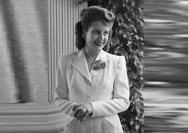 7 de Maio - 1919 – Eva Perón.