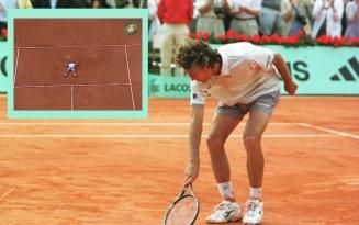 10 de Setembro – Gustavo Kuerten - Guga - 1976 – 41 Anos em 2017 - Acontecimentos do Dia - Foto 20 - Após ser campeão pela terceira vez em Roland Garros, Guga desenhou um coração