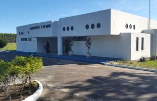 9 de Maio - Aeroporto 9 de Maio — Teixeira de Freitas (BA).