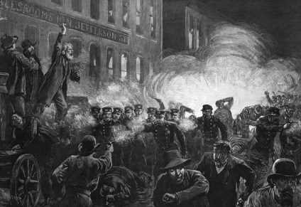 1 de Maio - 1886 – Início da greve geral nos Estados Unidos e manifestação nas ruas de Chicago. Os eventos que se seguiram motivaram a criação do Dia do Trabalhador.