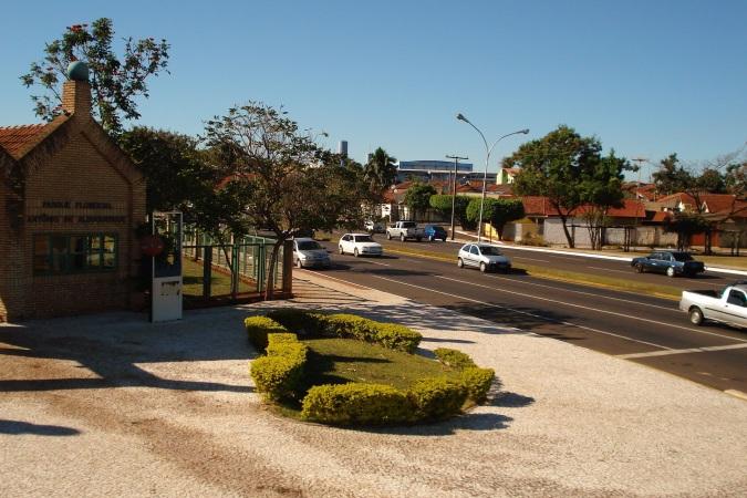 26 de Agosto — Horto Florestal, o marco zero da cidade — Campo Grande (MS) — 118 Anos em 2017.