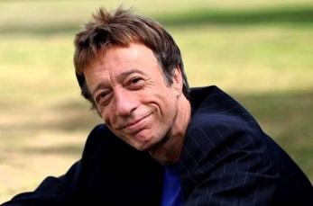 20 de maio - Robin Gibb, cantor e compositor britânico