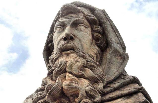 29 de Agosto — Aleijadinho - 8 - Profeta Isaías
