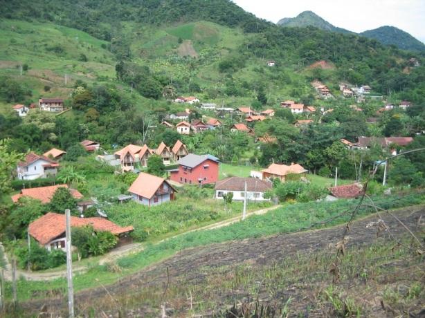 16 de Maio - Nova Friburgo (RJ) – Distrito de Lumiar, arredores de Nova Friburgo.