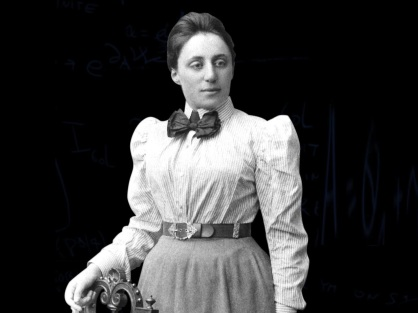23 de Março - Emmy Noether, matemática e física alemã