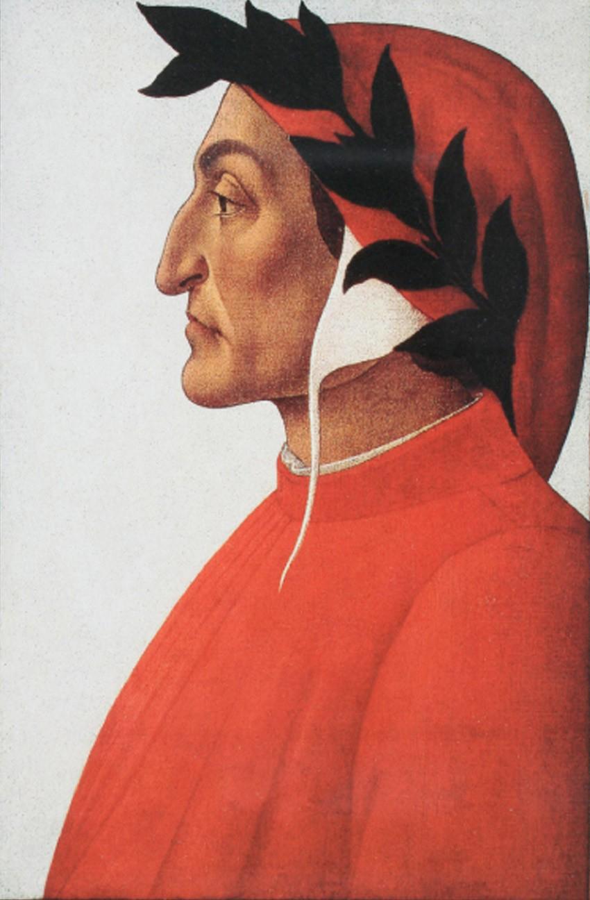 25 de maio - Dante_Alighieri's_portrait_by_Sandro_Botticelli