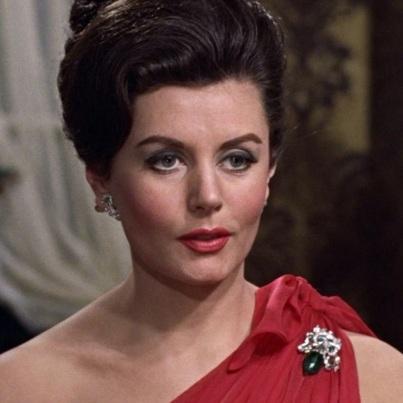 17 de Março - Eunice Gayson, atriz britânica.