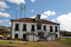 16 de Julho - Câmara Municipal de Mariana, na Praça Minas Gerais — Mariana (MG) — 321 Anos em 2017.