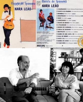 9 de Abril - 1986 — Primeiro CD musical lançado no Brasil - Garota de Ipanema, de Nara Leão e Roberto Menescal.