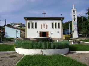25 de Julho - Praça da Igreja — Águas de São Pedro (SP) — 77 Anos em 2017.