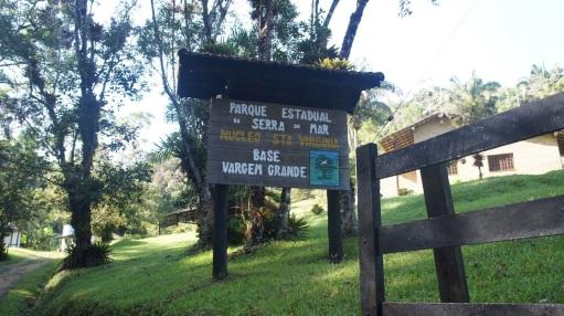 13 de Agosto – Trilha do Garcez - Pórtico — Natividade da Serra (SP) — 44 Anos em 2017.