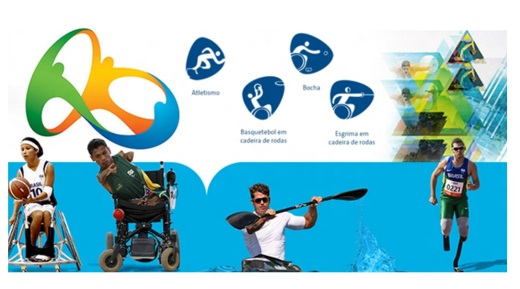 7 de Setembro – 2016 – Abertura dos Jogos Paralímpicos de Verão de 2016.