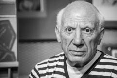 8 de Abril - 1973 — Pablo Picasso, pintor espanhol (n. 1881).