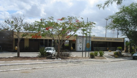 18 de Maio - Aeroporto Oscar Laranjeiras - Caruaru (PE) 160 Anos.