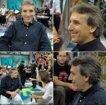 20 de Junho - Oscar Ulisses no programa 'Altas Horas'.