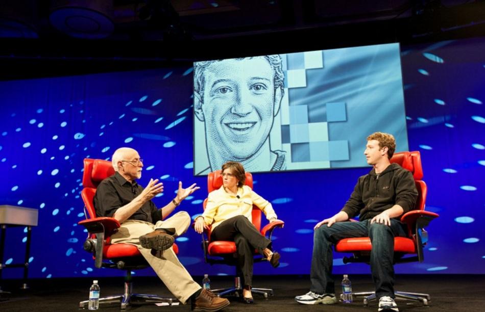 Mark Zuckerberg - Facebook - Empresário e Programador - 11