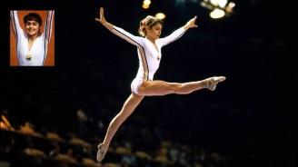 18 de Julho - 1976 – A ginasta Nadia Comaneci, com 14 anos, atinge, pela primeira vez na história, a pontuação máxima (10) nos Jogos Olímpicos.