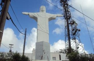 6 de Abril - Limoeiro (PE) - Cristo Redentor.