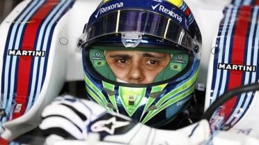 25 de Abril - 1981 - Felipe Massa, piloto brasileiro de Fórmula 1.