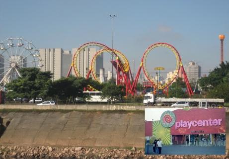 27 de Julho - 1973 – É inaugurado em São Paulo, Brasil, o parque de diversões Playcenter.