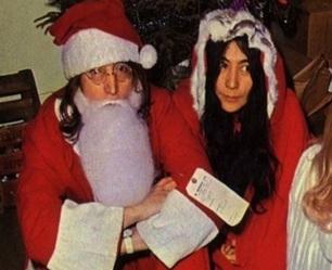 john lennon merry christmas