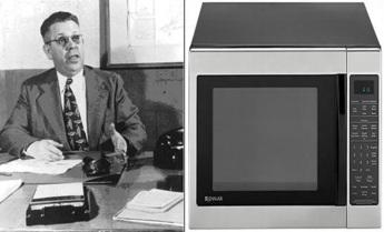 19 de Julho - 1894 – Percy Spencer, inventor do forno microondas (m. 1970).
