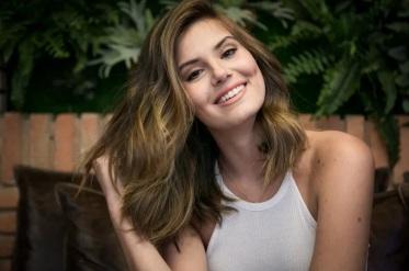 27 de Junho - 1993 – Camila Queiroz, atriz e modelo brasileira.