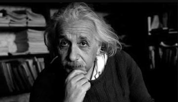 14 de Março - Albert Einstein, físico, alemão